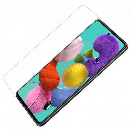Matt Anti-fingerprint Kratzfest Displayschutz Samsung Galaxy A51 2021