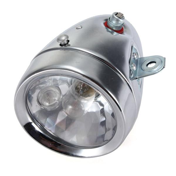 Motocycle Bicycle Bike Friction Generator For Dynamo Headlight Tail Light 12V