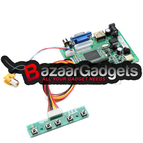 Buy Universal LCD Display Driver Board PS2PS3xbox360 HDMI AV