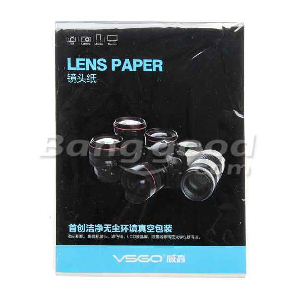 11 In 1 VSGO D-15820 Lens Paper Air Blower APS-C Sensor Cleaning Swab DSLR Camera Cleaning Kit