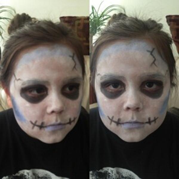 Buy 6 Colors Halloween Pigment Face Paint Body Painting Crayon Set Bazaargadgets Com