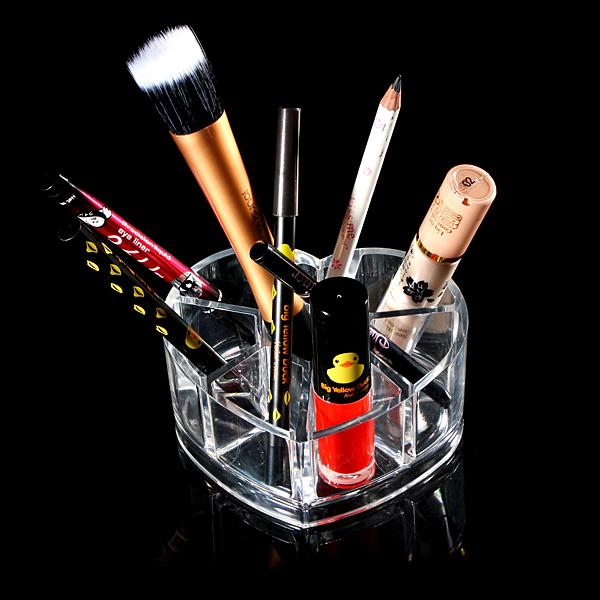 633258981b8e Buy Acrylic Transparent Cosmetic Organizer Makeup Storage Box ...