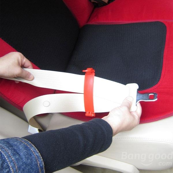 Baby Child Toddler Safety Gear Car Seat Belt Clip Belt Locking Clip Fixed Skid
