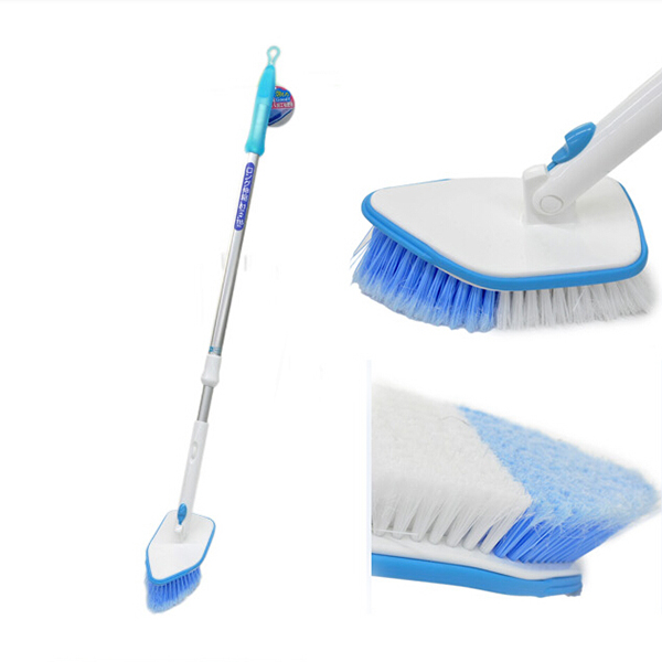 Retractable Long Handle Bathroom Kitchen Cleaning Brush Wipe Tile. Buy Retractable Long Handle Bathroom Kitchen Cleaning Brush Wipe