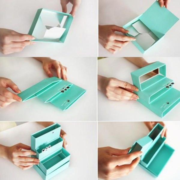 Earring storage box diy storage designs earring storage box diy designs solutioingenieria Images