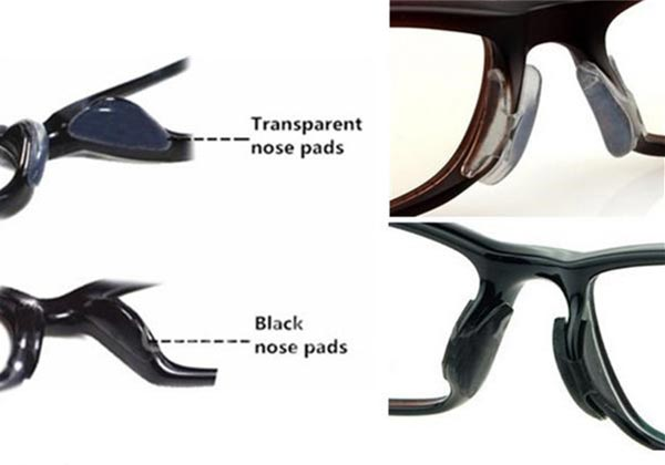 selvklæbende dutter til briller