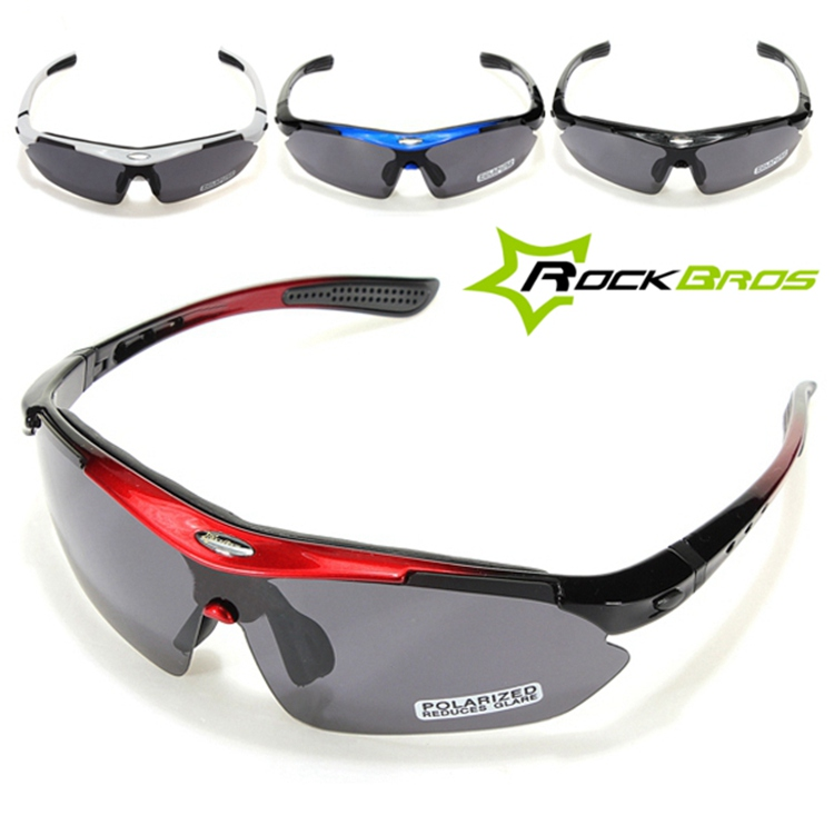 05823b443c Buy RockBros Polarized Cycling Bike Bicycle Sunglasses Glasses Goggles