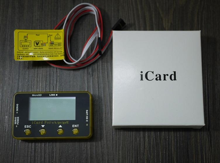 Buy 3 Axis Gyro System Program Card For 5 3 4pro VBAR KBAR K-BAR K8