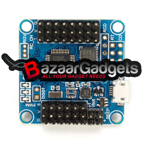 Buy Flip32 Flight Controller With 32-bit STM32 10Dof | BazaarGadgets com