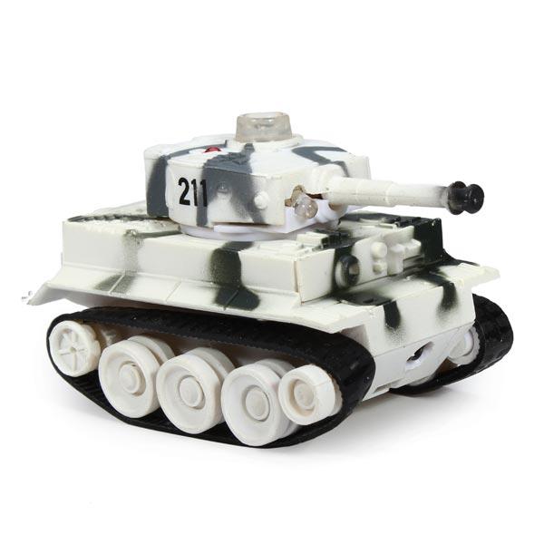 Buy Tank-7 1/48 Interactive Tank War Micro Mini RC Battle