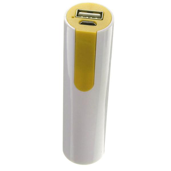 acheter 18650 batterie 2600mah power bank chargeur case. Black Bedroom Furniture Sets. Home Design Ideas