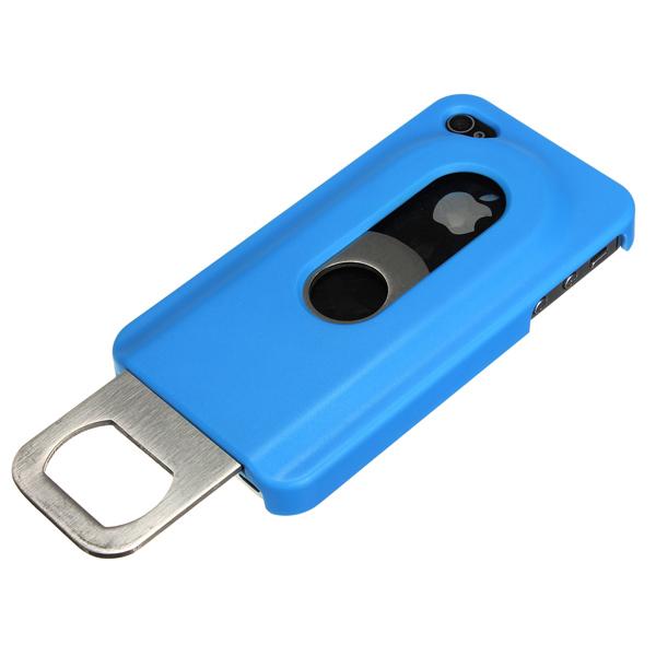 buy beer bottle opener slide inout hard case cover for iphone 4 4s. Black Bedroom Furniture Sets. Home Design Ideas