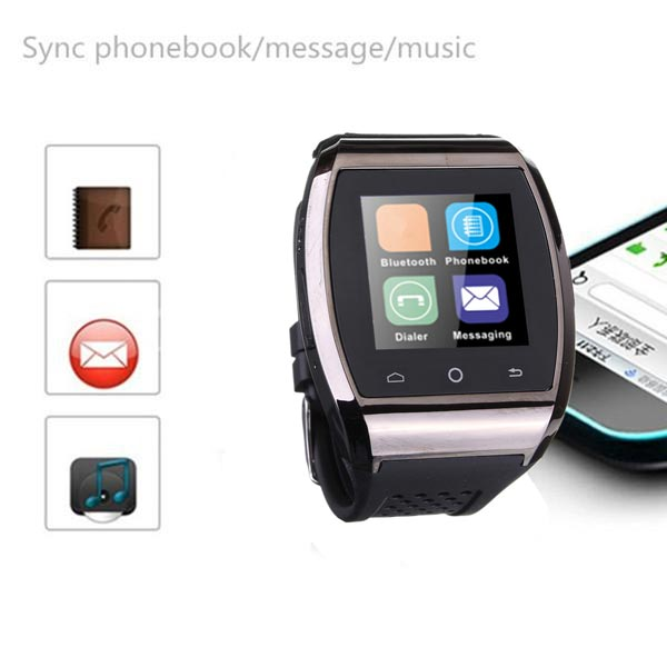 Buy Bluetooth Smart Touch Wrist Watch Mate Sync Calls ...