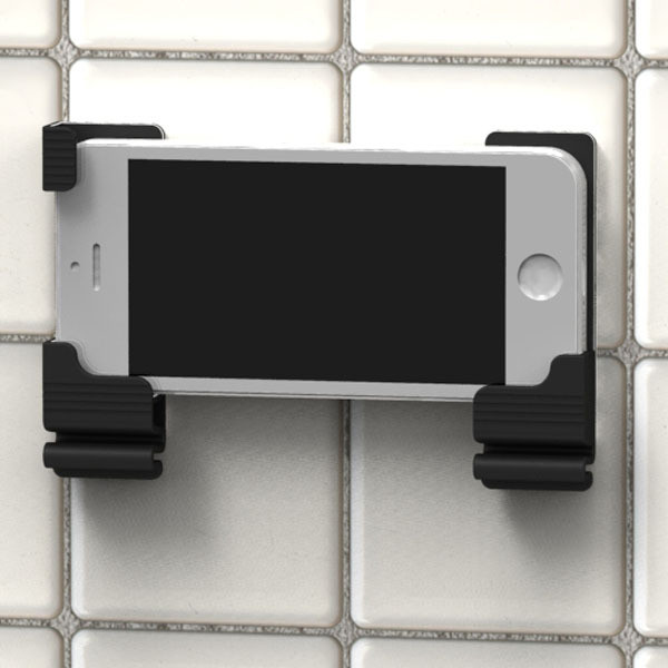 Buy Universal Mini Portable Wall Mount Stand Holder For