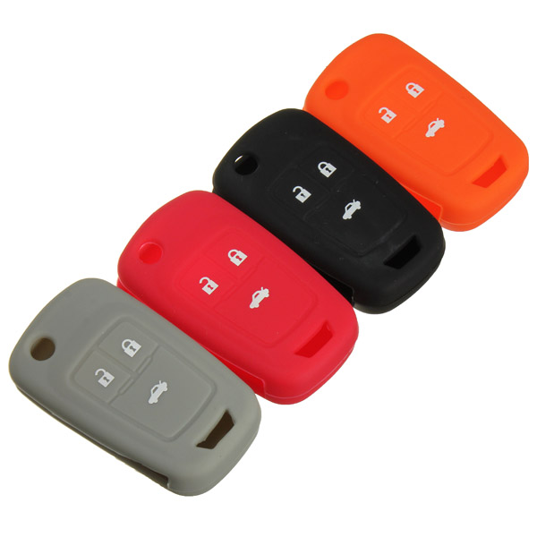 K 246 P 3 Knapp Silikon Nyckelfodral H 229 Llare Fob Protector