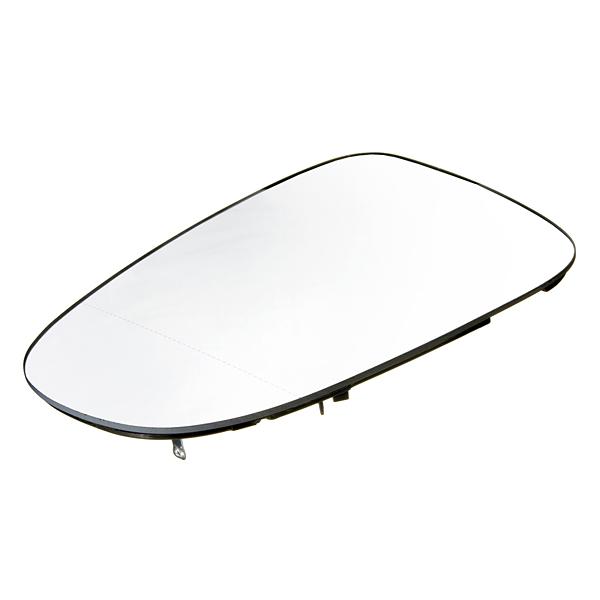 buy passenger left side heated wing door mirror glass vw