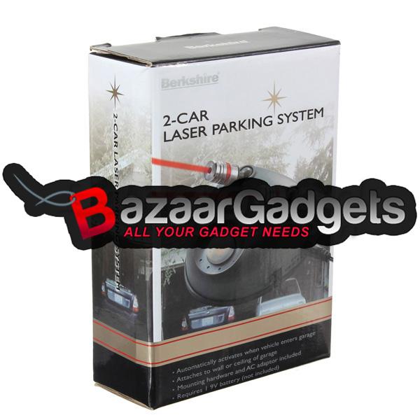 Buy Automatic Garage Carport Dual Laser Parking System