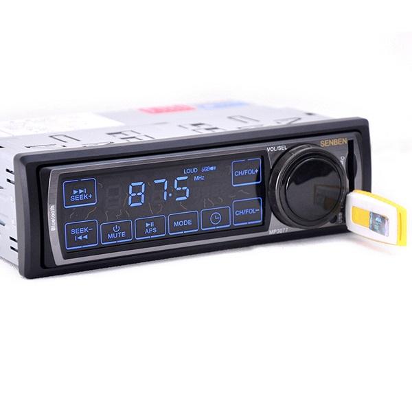 k p bil touch bluetooth 1 din stereo radio mp3 usb sd. Black Bedroom Furniture Sets. Home Design Ideas