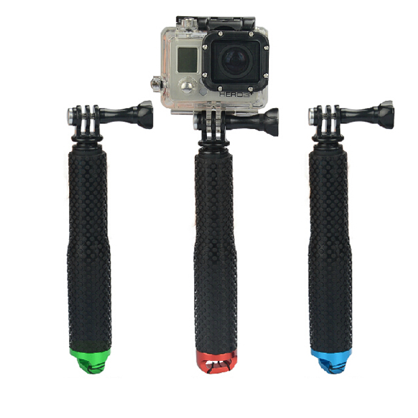 buy selfie camera monopod stick for xiaomi yi sports camera sjcam gopro. Black Bedroom Furniture Sets. Home Design Ideas