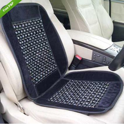 Car Massaging Seat Cover