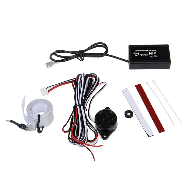 Electromagnetic Car Parking Sensor Review
