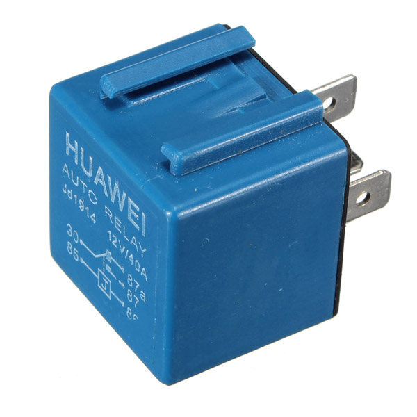 buy 10x automotive relay with wiring harness and socket wiring a relay socket Dual Fan Relay Wiring Diagram