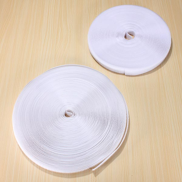 k b 20mmx25m velcro sticky adhesive hook og loop tape sy stitch stick. Black Bedroom Furniture Sets. Home Design Ideas