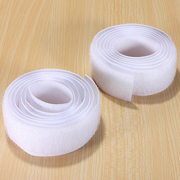 k b 25mmx1m velcro sticky adhesive hook og loop tape sy stitch stick. Black Bedroom Furniture Sets. Home Design Ideas