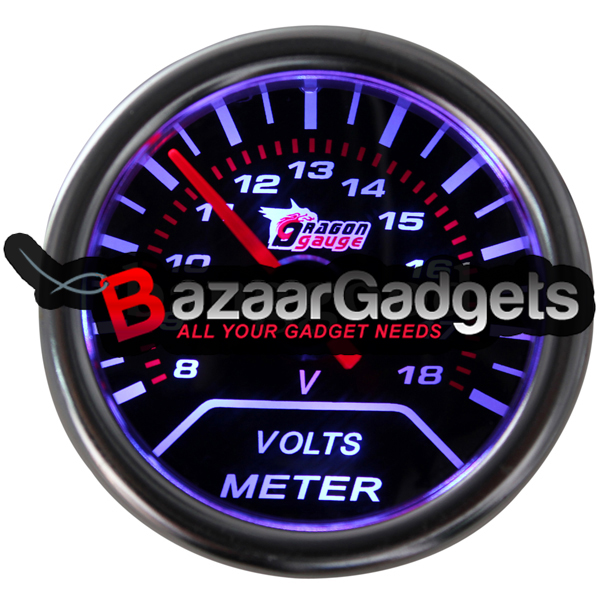 K 248 B 2 Quot 52mm Universal Digital Led 8 18v Bil Sp 230 Nding Gauge