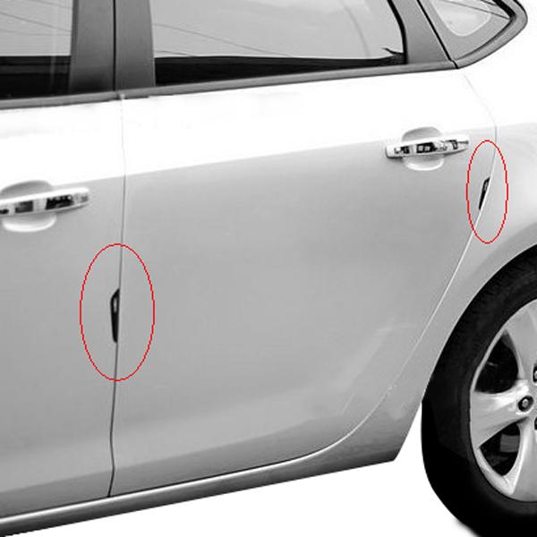 Buy 4x Car Door Edge Guards Trim Strip Anti Collision