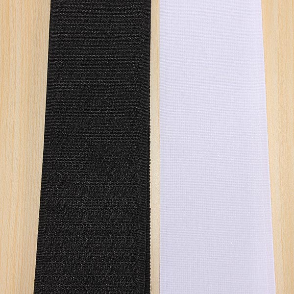 buy 50mmx25m velcro sticky adhesive hook and loop tape sew stitch stick. Black Bedroom Furniture Sets. Home Design Ideas