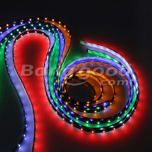 k b 120cm 60 led flexible neon led lysb nd bil van 12v ny. Black Bedroom Furniture Sets. Home Design Ideas