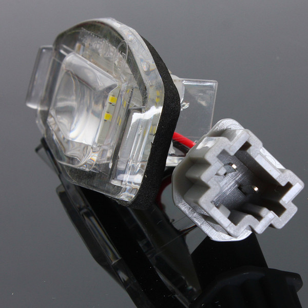 Buy 18 LED License Plate Lights Lamp For Honda Accord