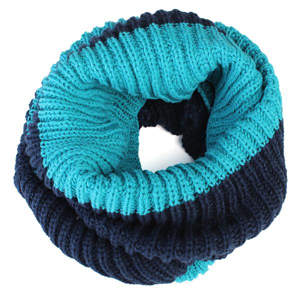 Knitting Circle Near Me : Køb mænd kvinder flettet strik uld runde tørklæder neck
