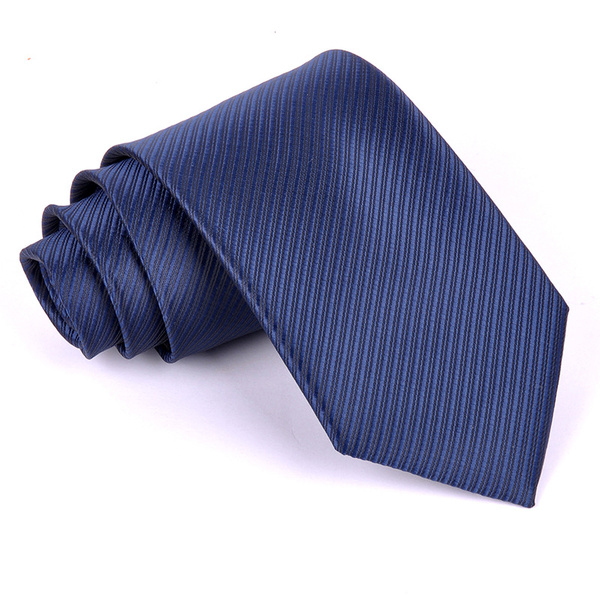 buy s polyester silk striped 13 solid color neck ties