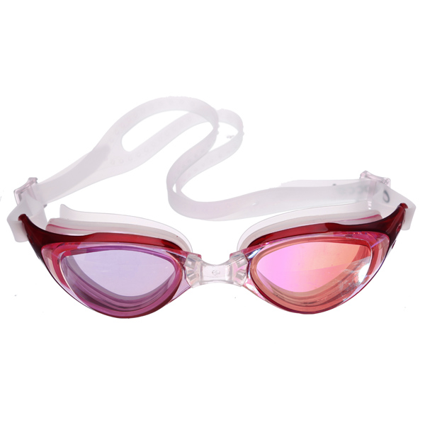 Buy Mens Swiming Goggles Adult Anti Fog UV Swim Glasses ...