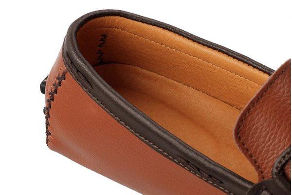 Kjøp British stil Menn Båt Moccasin skinnsko Kjøring Loafer Oxfords På nett! | BazaarGadgets.com