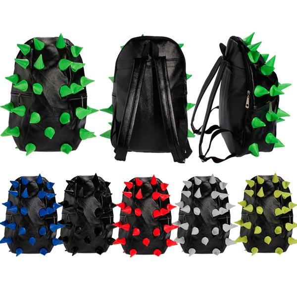 Buy Punk Hedgehog Unisex Spike Spiky Backpack