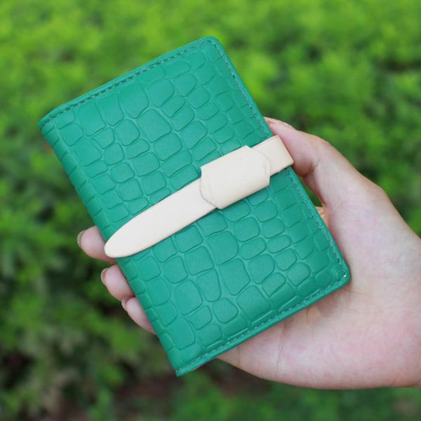 Buy Women Stone Pattern Cards Holder | BazaarGadgets.com