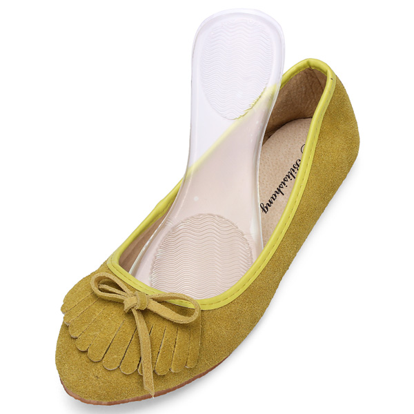 buy high heel silicone gel cushion insole shoe anti slip