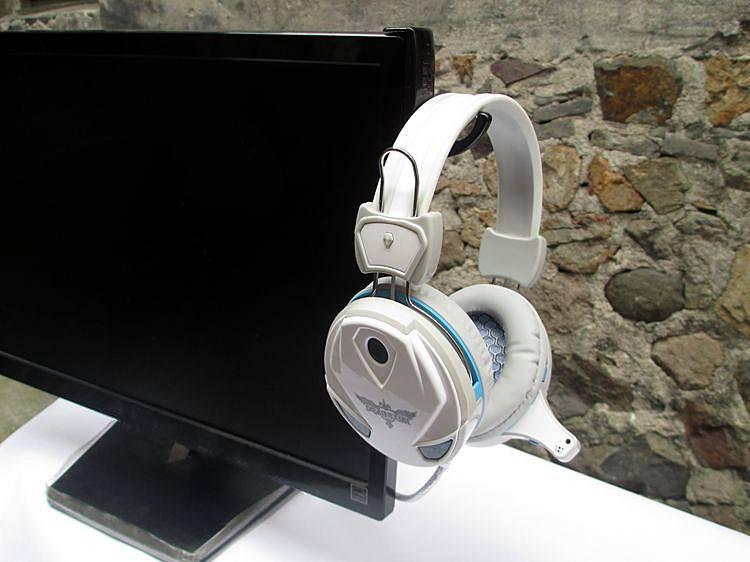 Buy Light Weight Headphone Hanger Pc Monitor Holder Stand