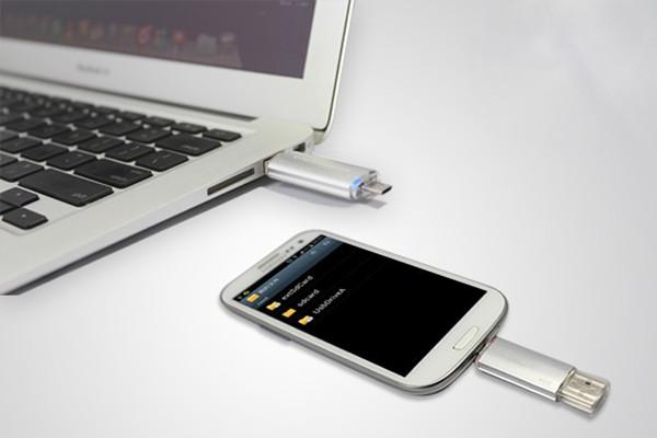 k p 2g usb till micro usb minnen u disk f r pc och otg smart phone. Black Bedroom Furniture Sets. Home Design Ideas