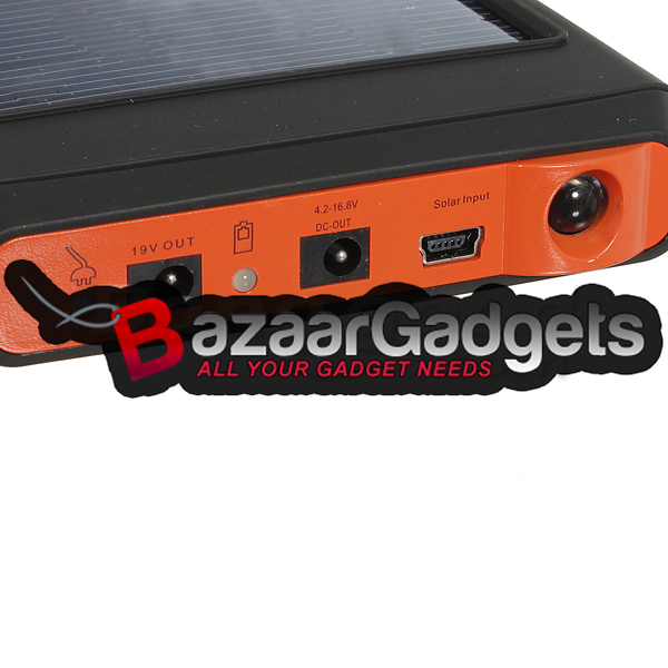 Buy 11200mah Portable Solar Power Battery Charger With