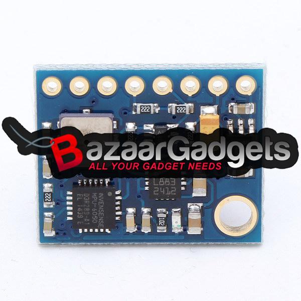 Buy Gy 88 Mpu 6050 Hmc5883l Bmp085 10dof Control Sensor