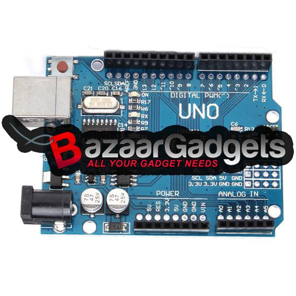 Buy uno r atmega p development board for arduino no