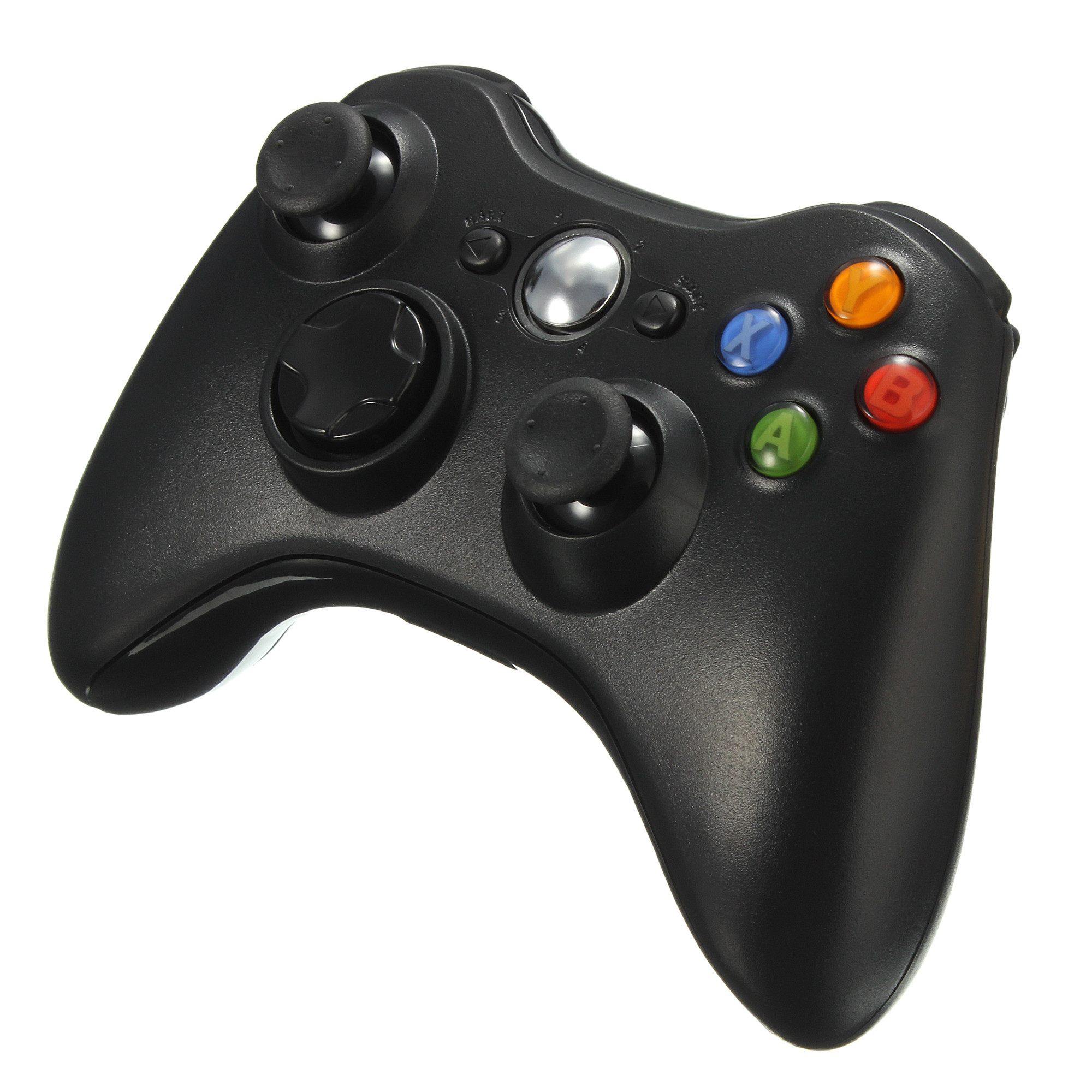 Buy Black Wireless Game Remote Controller For Microsoft