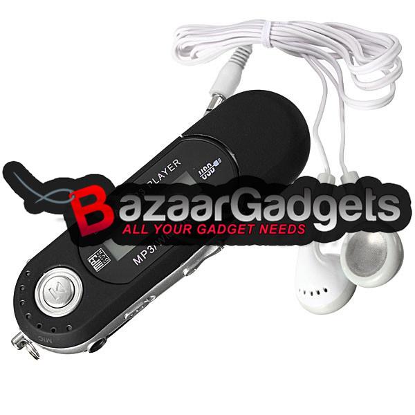 Buy 8G USB Flash Drive Memory Stick LCD Mini MP3 Music