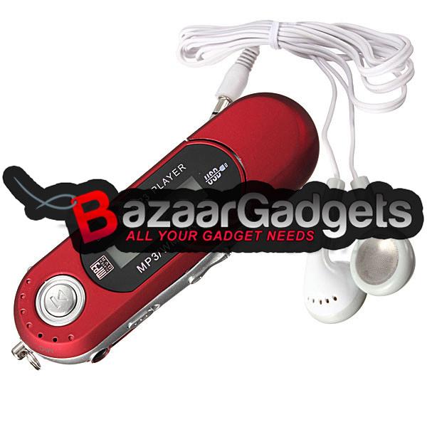 Köp 8G USB Blixt Drive Memory Stick LCD Mini MP3