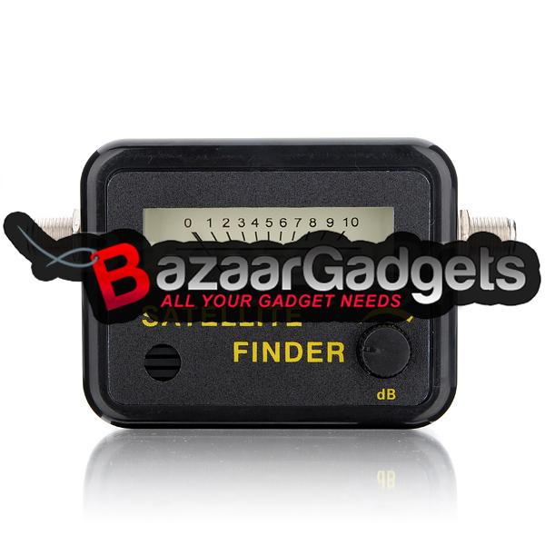 Buy F95 Satellite Finder Signal Sf95 Satfinder Meter Fta