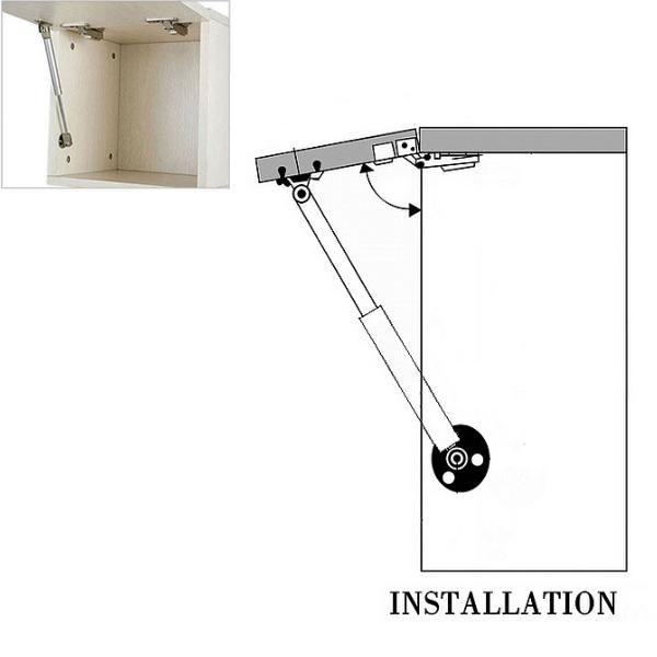 Kitchen Cabinet Hydraulic Hinge Singapore
